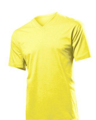 Мъжки тениски от памук на ниска цена
