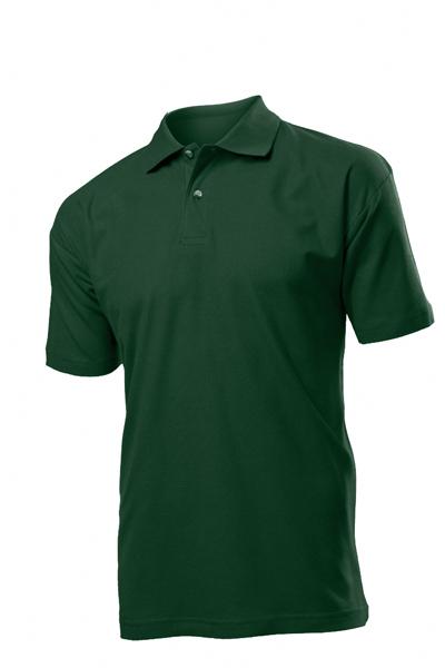 Мъжки тениски с яка Пике
