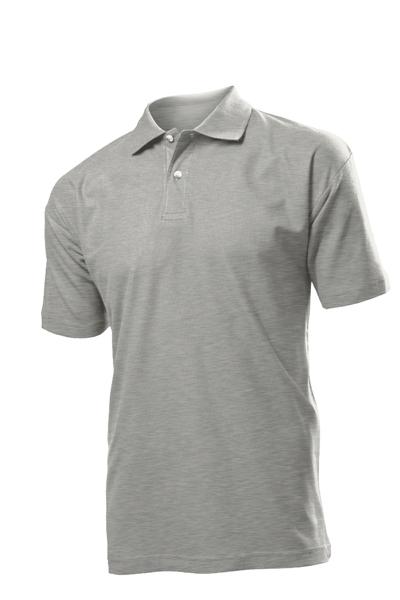 Мъжки тениски с яка Пике 3XL