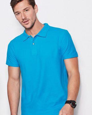 Немски Мъжки тениски с яка Пике 3 XL