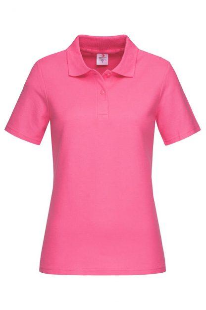 Дамски тениски с яка