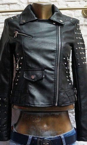 Дамски якета изкуствена кожа