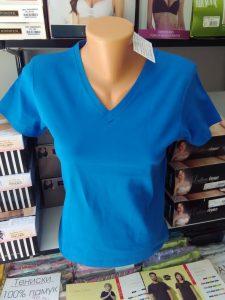 Дамски тениски 100% памук