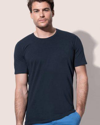 Мъжка тениска обло деколте, мъжки памучни тениски памук