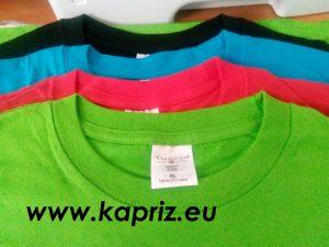 Детски памучни тениски